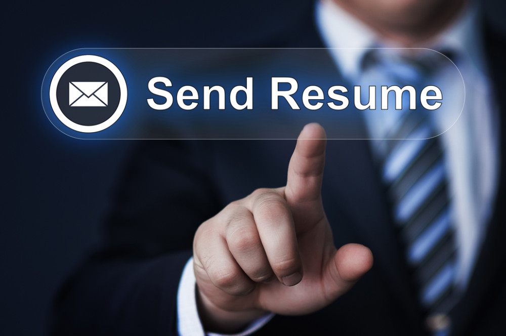 How To Properly And Professionally Send Your Resume Via Email  Sending Your Resume Via Email
